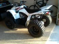 For sale is my 2010 Yamaha ATV Wolverine 450, it has