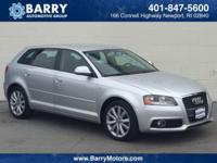 This 2010 Audi A3 2.0T Premium is offered to you for