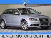 Options:  2010 Audi A3 2.0T Premium W/Pzev Blue 2.0L 4