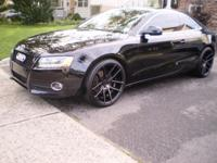 2010 AUDI A5 LOADED WITH NAV ...BACK UP CAMERA ....20""