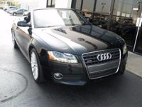 Options:  2010 Audi A5 2.0T Quattro Premium|2010 Audi