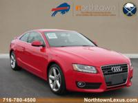 Introducing the 2010 Audi A5! Luxury redefined!