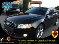 This brilliant 2010 AUDI A5 has been carefully