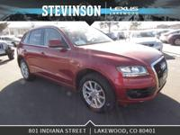 Stevinson Lexus is offfering this. 2010 Audi Q5 3.2
