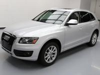 This awesome 2010 Audi Q5 4x4 comes loaded with the