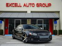 Introducing the 2010 Audi S5 V-8 Quattro Coupe. Have