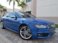 LOW Miles and ALL SERVICE RECORDS!! -- 2010 Audi S5