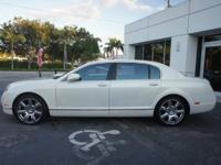 Options:  2010 Bentley Continental Flying Spur 4Dr