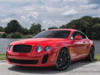 064405 - 2010 Bentley Continental Supersports Lease