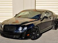 Fastest Most Powerful Bentley Ever Ultra Rare 4-Place