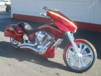 Video Walk-Around Motorcycles Chopper 5029 PSN . 2010
