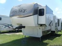 Stock#7225   Condition: Used 2010 Big Sky Fifth