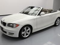 This awesome 2010 BMW 1-Series comes loaded with the
