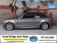 2010 BMW 1 Series CARS HAVE A 150 POINT INSP, OIL