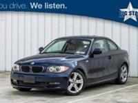 Very Clean and Loaded BMW 1 Series 128i. Well equipped