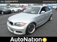 DA # 2643. This BMW has Active CPO, large tires and has