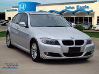 New Price!  Clean CARFAX. 328i, 4D Sedan, 3.0L