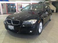 Options:  2010 Bmw 3 Series 4Dr Sdn 328I Rwd