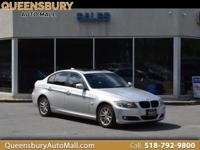 Options:  2010 Bmw 3-Series Visit Queensbury Auto Mall