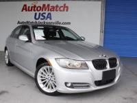 This 2010 BMW 335d w/ Moonroof, Navigation, Diesel