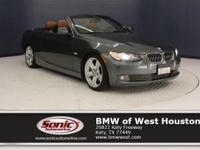 This 2010 BMW 335i Convertible has a Certified Clean