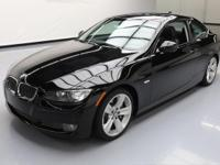 This awesome 2010 BMW 3-Series comes loaded with the