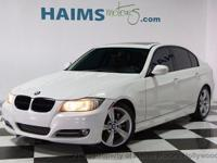 Buy and drive worry free this 2010 BMW 335i. Fast