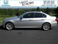 Local one owner 2010 BMW 335D Diesel with 12k one owner
