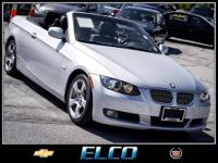 Convertible Coupe. Heated Leather Seats. Automatic. One