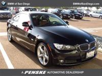 This 2010 BMW 3 Series 2dr 2dr Cpe 335i RWD Coupe
