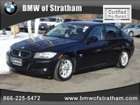 Ira BMW presents this CARFAX 1 Owner 2010 BMW 3 SERIES