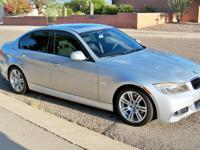 BMW 328i Certified Pre-Owned to 100,000 miles. Second