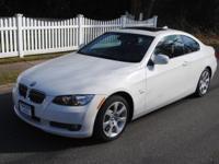 Exterior Color: alpine white, Body: Coupe, Engine: 3.0L