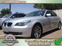2010 BMW 5 Series 4dr Car 535i xDrive Our Location is:
