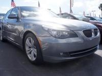 Options:  2010 Bmw 5 Series 528I With 73|703 Miles.