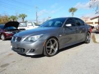 Options:  2010 Bmw 5 Series 535I|Miles: 63112Color: