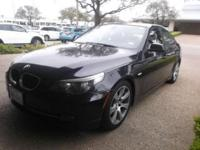 Check out this gently-used 2010 BMW 5 Series we