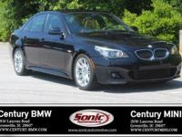 1 Owner, Clean Carfax! This 2010 BMW 535i sedan is
