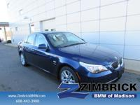 Options:  2010 Bmw 5 Series 535I