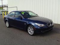 ONE OWNER!! 2010 BMW 535i!! XDRIVE, 5 SERIES, AWD, 3.0L