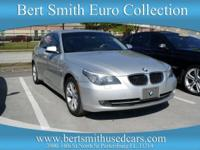 Clean Carfax History. Rare 535 XI all wheel drive
