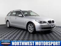 Clean Carfax Wagon with Navigation!  Options:  Rear