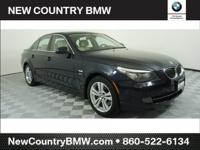 Monaco Blue Metallic 2010 BMW 5 Series 528i xDrive AWD
