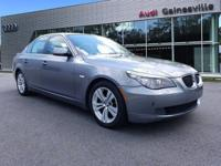 2010 BMW 5 Series Priced below KBB Fair Purchase Price!