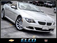 Convertible V8. Automatic. Heated Leather Seats.