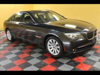 2010 BMW 7 Series 4dr Sdn 750i xDrive AWD.Next to