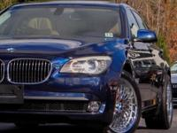 THE 7 SERIES ... TOP OF THE LINE LUXURY SPORTS