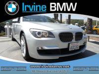 750i trim. CARFAX 1-Owner, BMW Certified, LOW MILES -