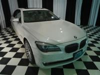 This 2010 BMW 7 Series 4dr 750Li xDrive AWD Sedan