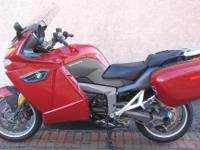 Up for sale a really nice 2010 BMW K1300GT. Clean